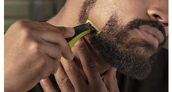 Shave it off