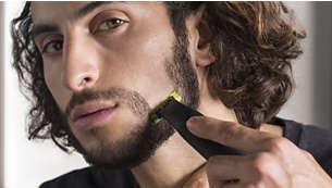 Barber det vekk