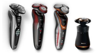 Сменные головки для бритв Series 9000