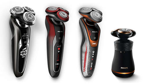Replacement heads for Shaver series 9000