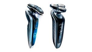 Replacement shaving unit for SensoTouch 3D shavers