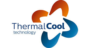 ThermalCool heat management for superior performance