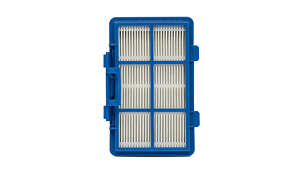 Exhaust filter for excellent filtration