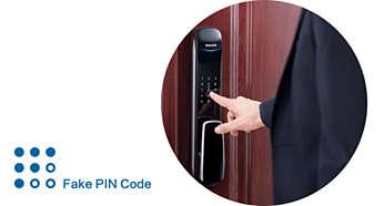 实时保护密码安全