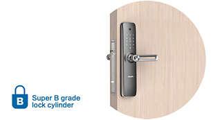 強化門鎖和居家安全
