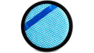 滤网:备用滤网触手可及