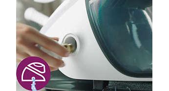 Uzun ömürlü performans için kolay ve verimli kireç temizleme sistemi