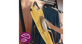 Ултралека и удобна за работа ютия