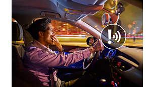 驾驶员自动疲劳警示蜂鸣音