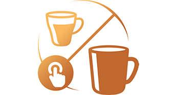 En kopp eller et krus på mindre enn ett minutt
