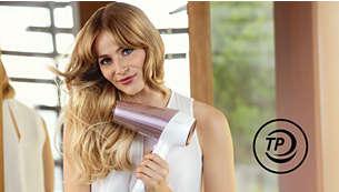 ThermoProtect schützt Ihr Haar vor Überhitzung