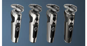 Extra rakhuvuden för S9000 Prestige