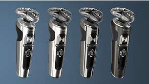 Têtes de rechange pour rasoir S9000Prestige
