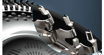 NanoTech precisionsblad för ultimat närhet