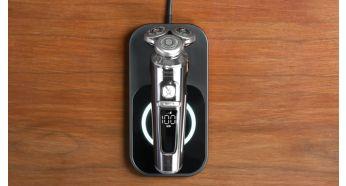 Зарядная подставка Qi, для беспроводной зарядки