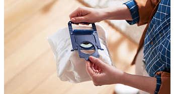 Eenvoudige S-zakken gaan tot 50% langer mee