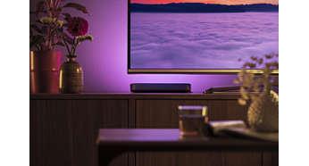 Compact et polyvalent: un ajustement parfait pour votre salon