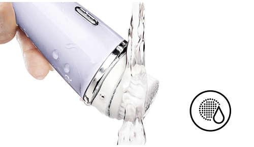 Perfekt für optimale Hygiene entwickelt