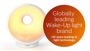 The first Wake-up Light clinically proven to work