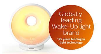 Det første Wake-up Light med klinisk bevis for at det virker