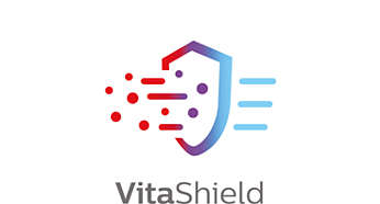 VitaShield naturally purifies UFP as small as 0.2microns