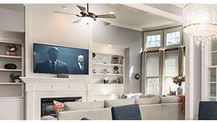 Contrôlez les appareils résidentiels intelligents compatibles