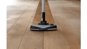 """""""TriActive+"""" antgalis, labai našiai veikia siurbiant visas grindis"""