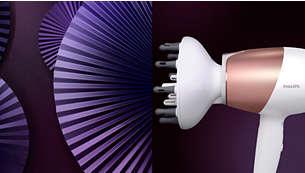 Volumizing curl diffuser