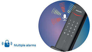 Protect home security at all time