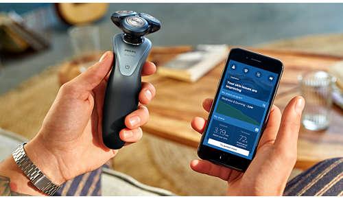 Personligt barberingsprogram, som løser netop dine hudproblemer