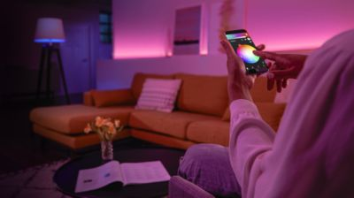 Play with smart color lights