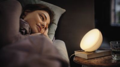 Smart lights to wake you up and help you sleep