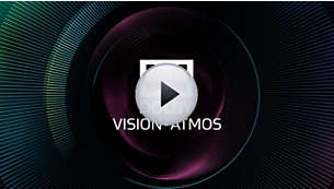 Dolby Vision and Dolby Atmos. Cinematic vision and sound.