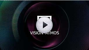 Dolby Vision et Dolby Atmos. Une image et un son dignes du cinéma.