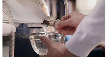 Enostaven in učinkovit sistem za odstranjevanje vodnega kamna
