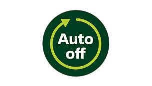 90 minutes auto cut-off