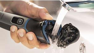 فتح بلمسة واحدة لتنظيف سهل
