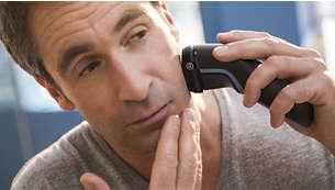 60minút bezšnúrového holenia po 1 hodine nabíjania