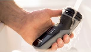 IPX7 water-resistant for easy cleaning