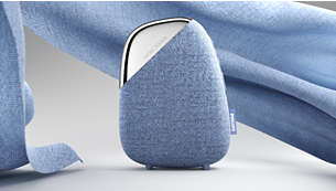Kvadrat speaker fabric. Designed to let the sound through