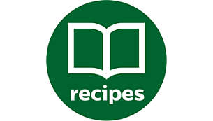 Hundreds of recipes in app and free recipe book included
