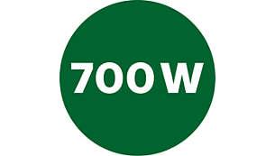 700W jaudīgs motors