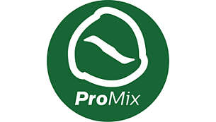 ProMix Advanced blending technology