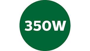 Motor 350 W yang kuat dan hemat energi