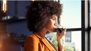 Зберігайте боби свіжими довше завдяки кришці для збереження аромату