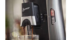 Bec verseur ajustable s'adaptant à la tasse ou mug de votre choix