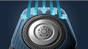 정밀함과 효율적인 커팅을 위한 설계