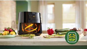 Menggoreng sehat dengan teknologi Rapid Air