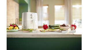 La migliore friggitrice a basso contenuto di grassi