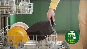 سهلة الاستخدام والتنظيف